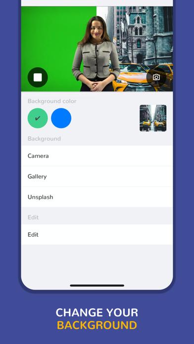 Teleprompter Pro Green Screenのおすすめ画像2