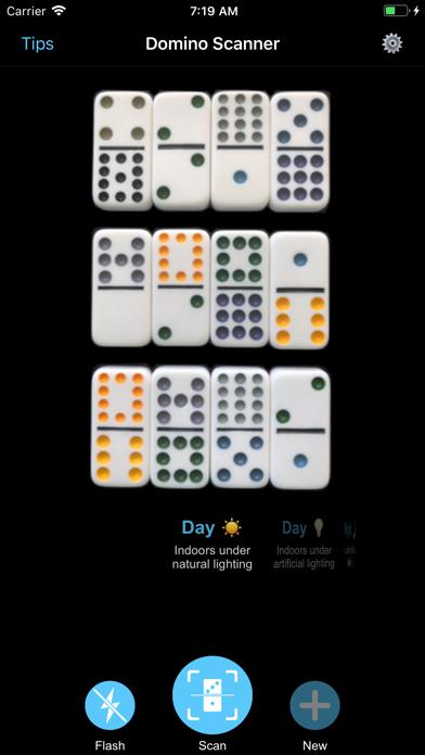 Domino Scanner screenshot 1
