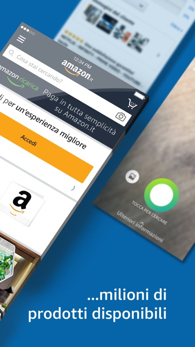 Screenshot for Amazon Mobile in Italy App Store