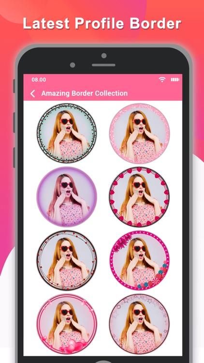 Profile Picture Border screenshot-3