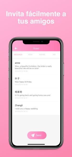 Crear Invitaciones Tarjetas En App Store