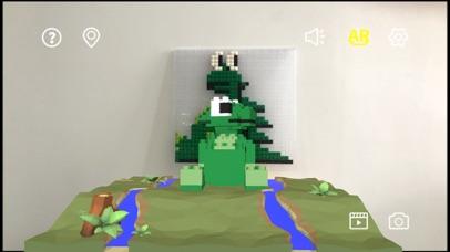 像素恐龙AR screenshot 4