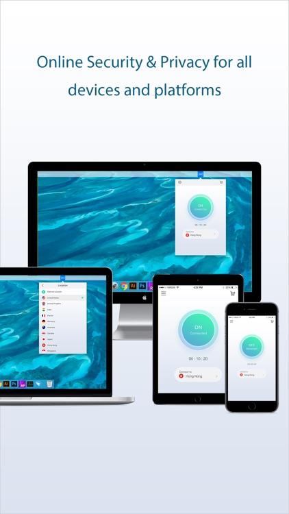 Best VPN: Unlimited Proxy screenshot-3