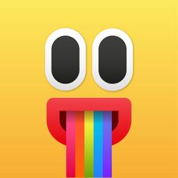 Ícone do app mojitok stickers + gif maker