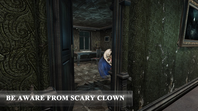 Scary Clown Game screenshot-3