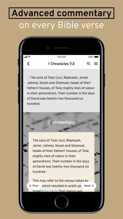 Bible Companion: No ads