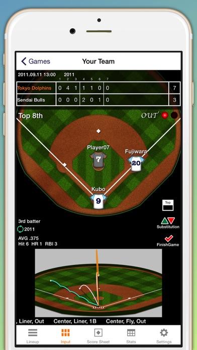 SmartScorer Screenshot on iOS