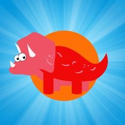 Dino-Mite! Dinosaur Stickers