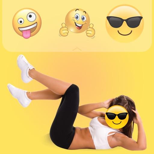 Emoji On Photo
