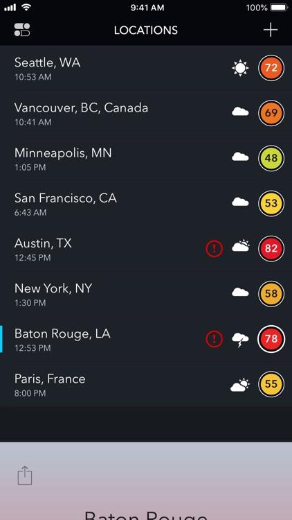 Aeris Pulse Weather screenshot-4