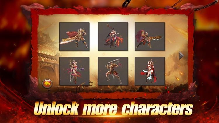 Jigsaw:Warriors screenshot-3