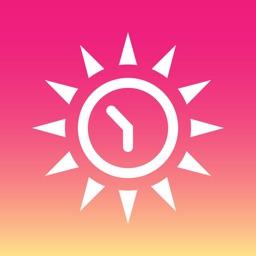 Rise & Shine - Sunrise Time