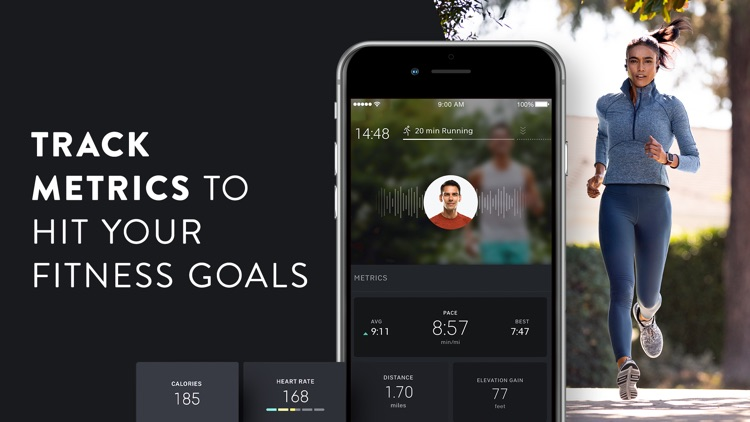 Peloton — Live workout classes
