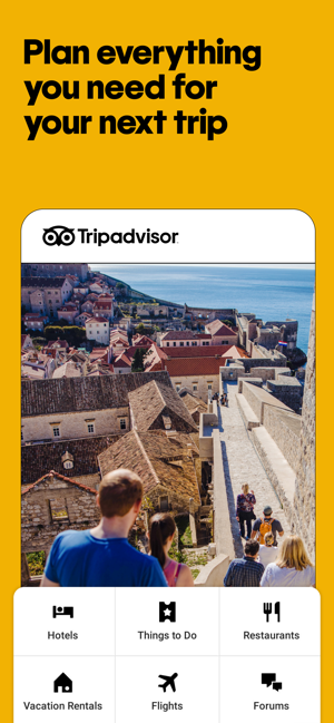 Tripadvisor Hotels & Vacation on the App Store