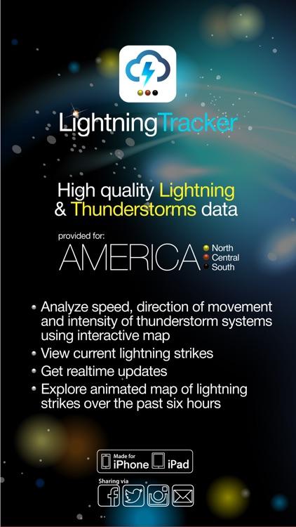 Lightning Tracker screenshot-4