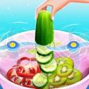 Salad Bar 3d