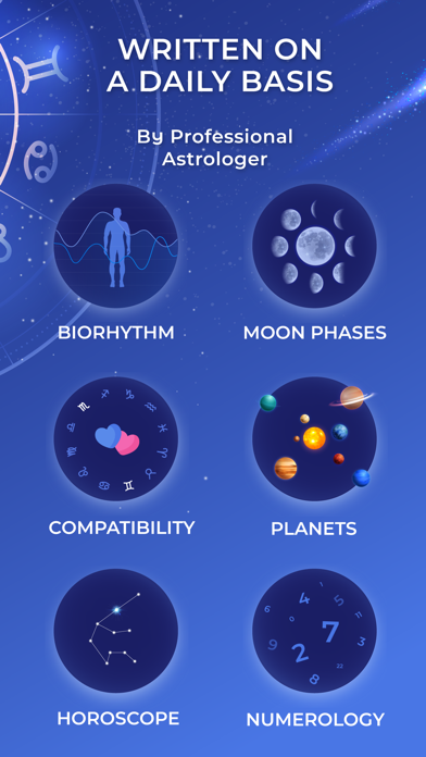 Daily Horoscope & Astrology! Screenshot