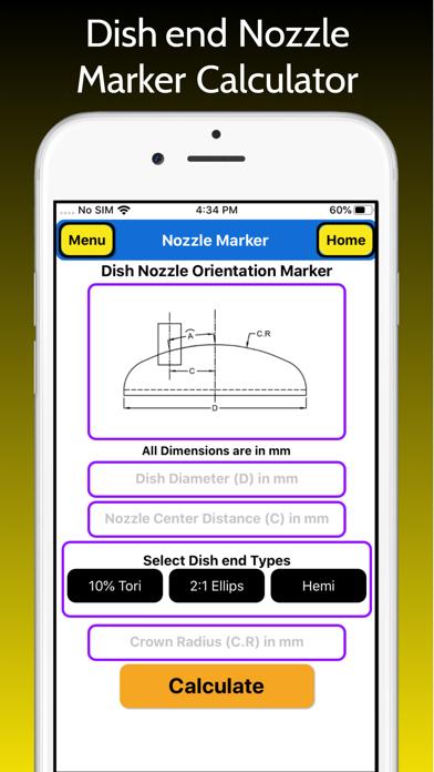 Nozzle Orientation Marker Pro screenshot 3