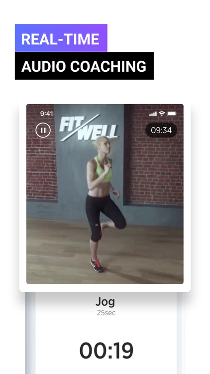 Fitwell Personal Fitness Coach screenshot-6