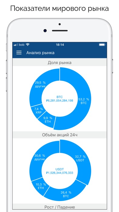 Crypto App - Курс КриптоСкриншоты 6