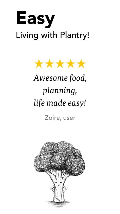 Plantry - Meal Plans & Recipes screenshot-6