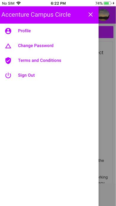 Accenture Campus Circle app image