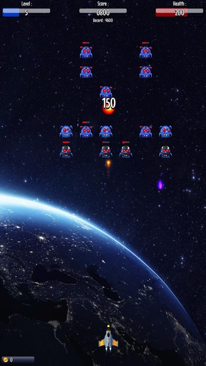 Creepy Aliens : The Invaders! screenshot-3