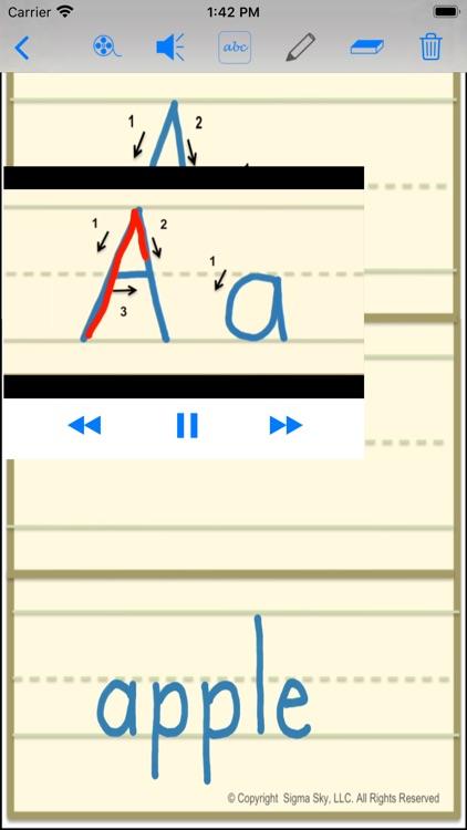 cursive screenshot-8