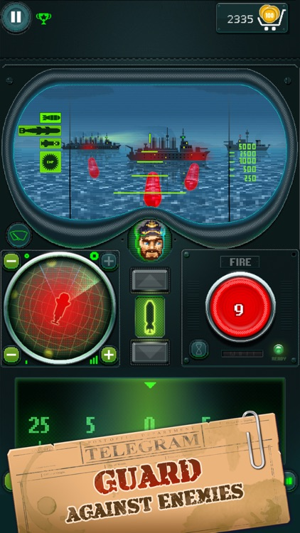 You Sunk  Submarine sea battle screenshot-3