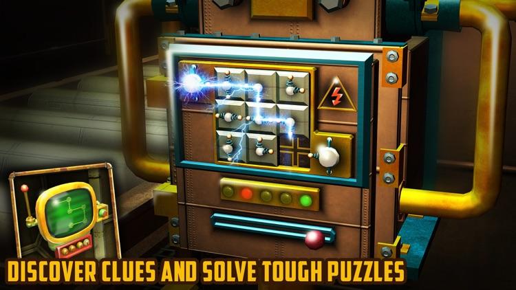 Escape Machine City: Airborne screenshot-3