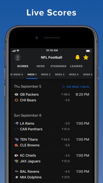 theScore: Sports News & Scores-0