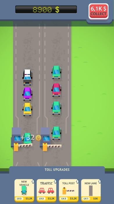 Idle Toll screenshot 3