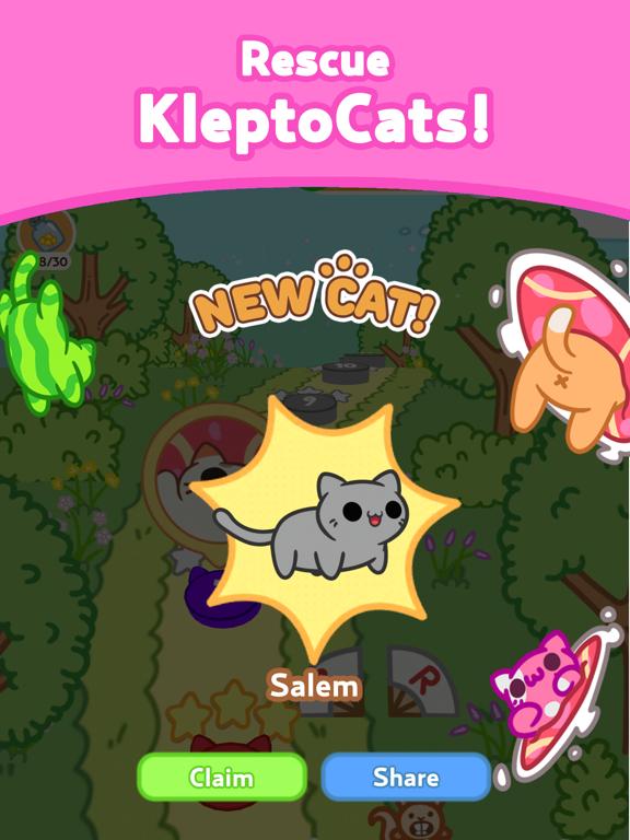 KleptoCats Mystery Blast screenshot 4