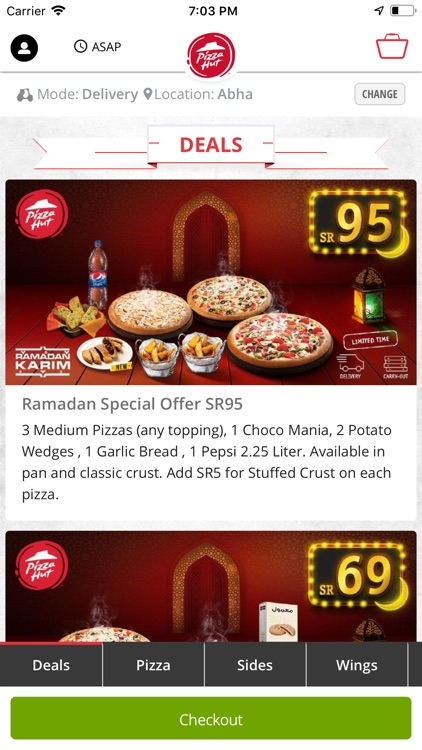Pizza Hut KSA