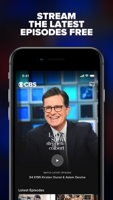 Screenshot for CBS - Full Episodes & Live TV in United States App Store