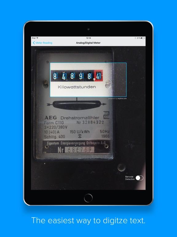 Anyline OCR Scanner-ipad-2