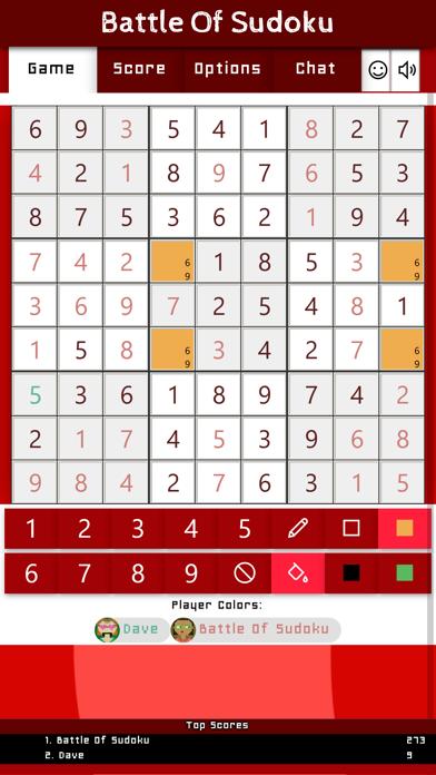 Battle Of Sudoku screenshot 6