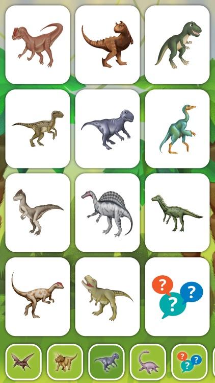 Cards of Dinosaurs for Toddler screenshot-5