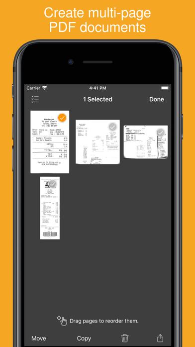 Genius Scan Enterprise review screenshots