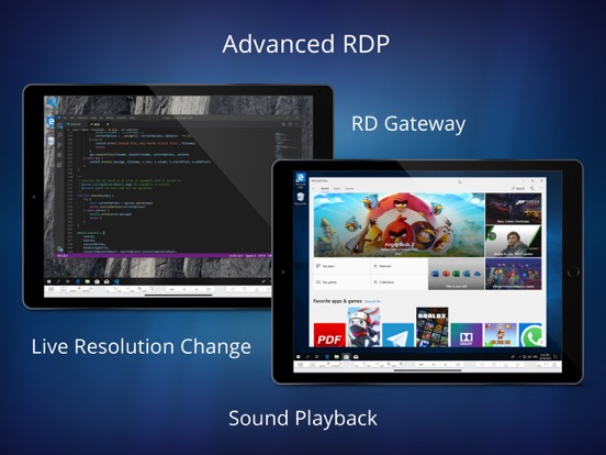 Remotix VNC, RDP & NEAR