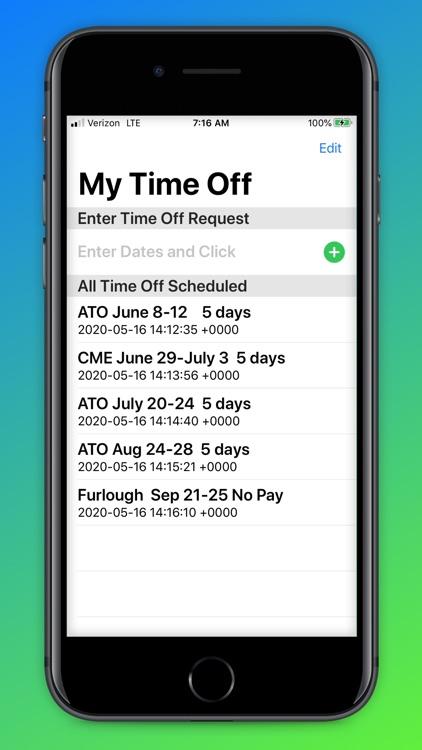 Time-Track screenshot-4