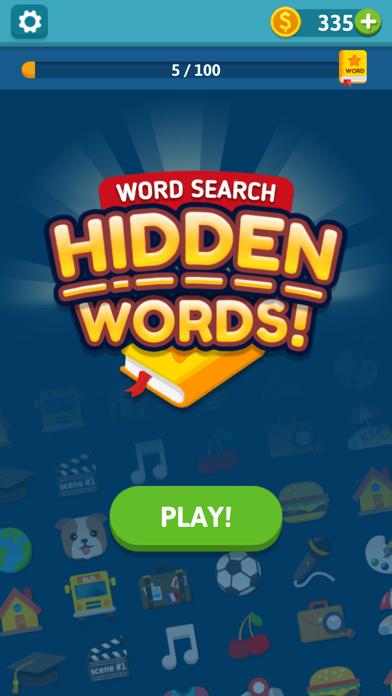Word Search: Hidden Words på PC