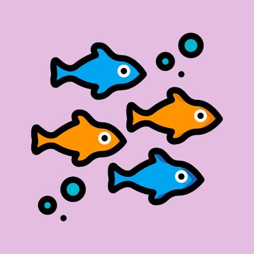 Fish Memory:Brain test game