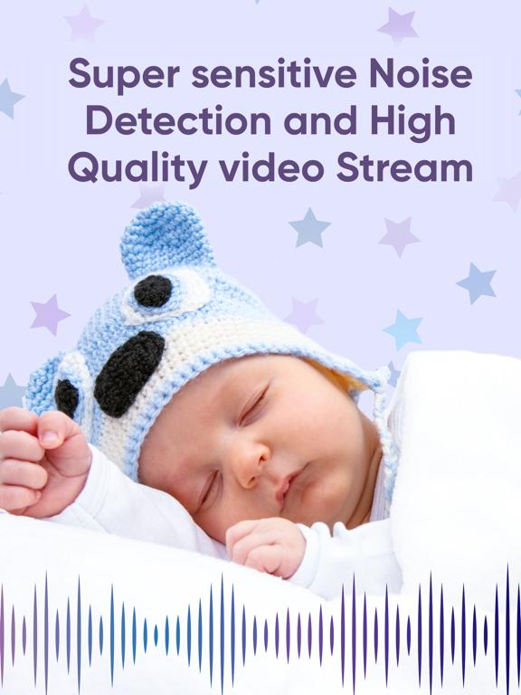 Baby Noise Monitor screenshot