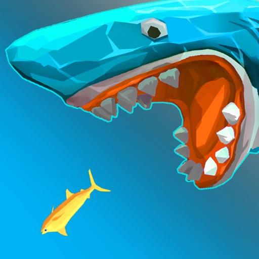 Eating Fish 3D