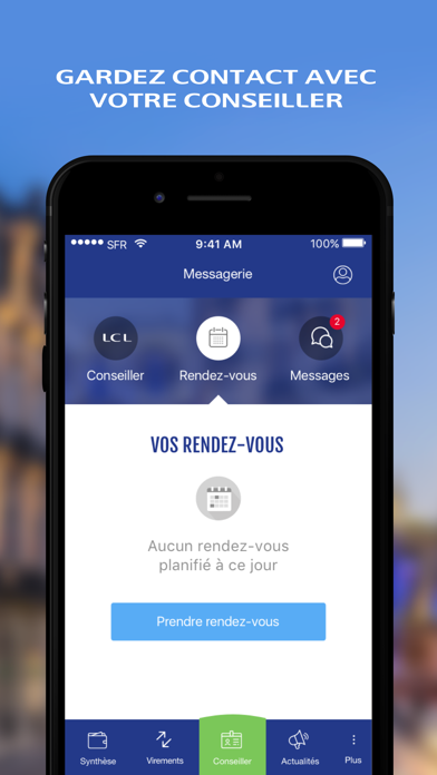 download Mes Comptes - LCL apps 4