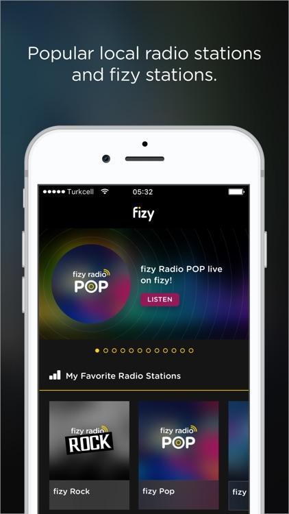 fizy – Music & Video screenshot-4