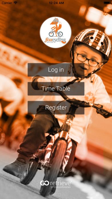 Fox Cycling screenshot 1