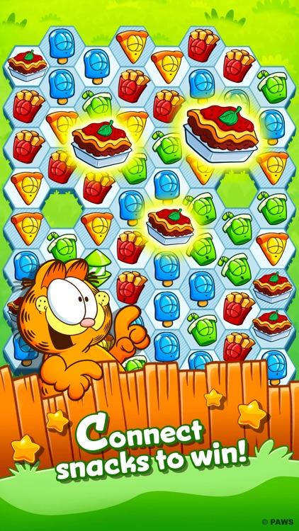 Garfield Snack Time screenshot-0
