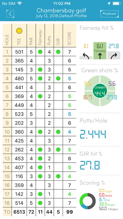 Golf - Digital Playbook screenshot-5